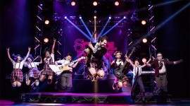 School Of Rock The Musical Wallpaper Gallery