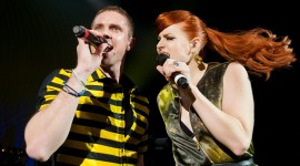 Scissor Sisters High Quality Wallpaper