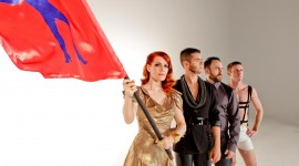 Scissor Sisters Wallpaper Background