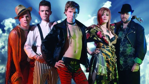 Scissor Sisters wallpapers high quality