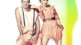 Scissor Sisters Wallpaper For IPhone Download