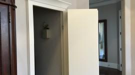 Secret Door Wallpaper Background