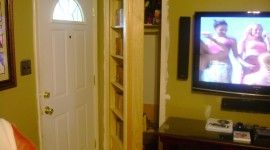 Secret Door Wallpaper Gallery