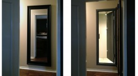 Secret Door Wallpaper HQ