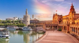 Sevilla Wallpaper Download Free
