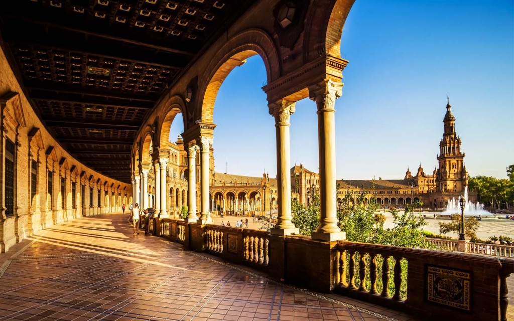 Sevilla wallpapers HD