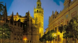 Sevilla Wallpaper High Definition