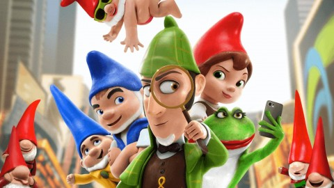 Sherlock Gnomes wallpapers high quality