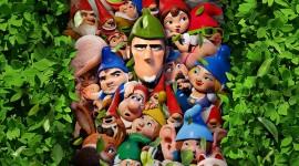 Sherlock Gnomes Desktop Wallpaper