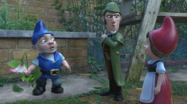 Sherlock Gnomes Wallpaper