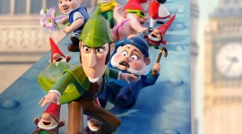 Sherlock Gnomes Wallpaper For Mobile