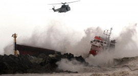 Ship Storm Photo Download