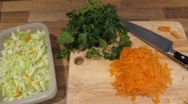 Shredding Vegetables Wallpaper Download Free