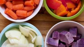 Shredding Vegetables Wallpaper Full HD