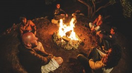 Songs Around The Campfire Photo Free#1
