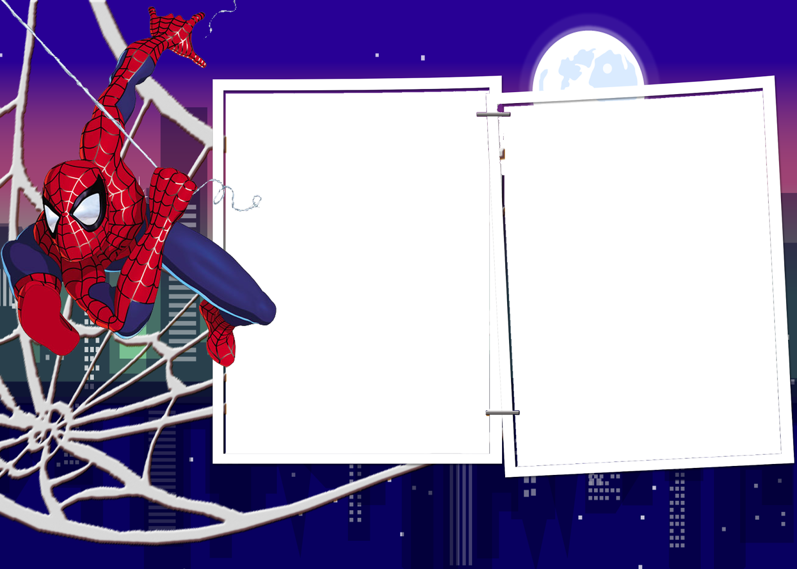 Spider-Man Frame Wallpapers High Quality