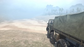 Spintires Mudrunner Aircraft Picture#1