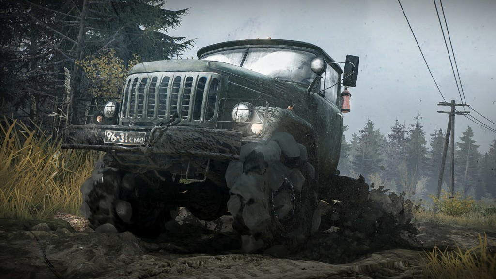 Spintires Mudrunner wallpapers HD