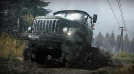 Spintires Mudrunner Best Wallpaper
