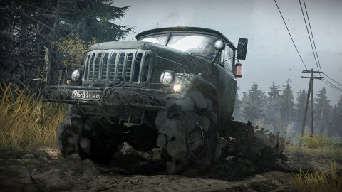 Spintires Mudrunner wallpapers high quality