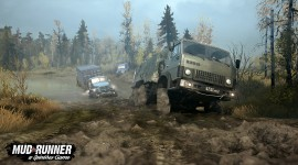 Spintires Mudrunner Desktop Wallpaper For PC