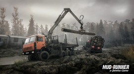 Spintires Mudrunner Desktop Wallpaper HD
