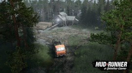 Spintires Mudrunner Wallpaper