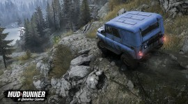 Spintires Mudrunner Wallpaper For Desktop