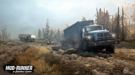 Spintires Mudrunner Wallpaper For PC