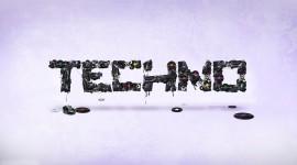 Techno Desktop Wallpaper