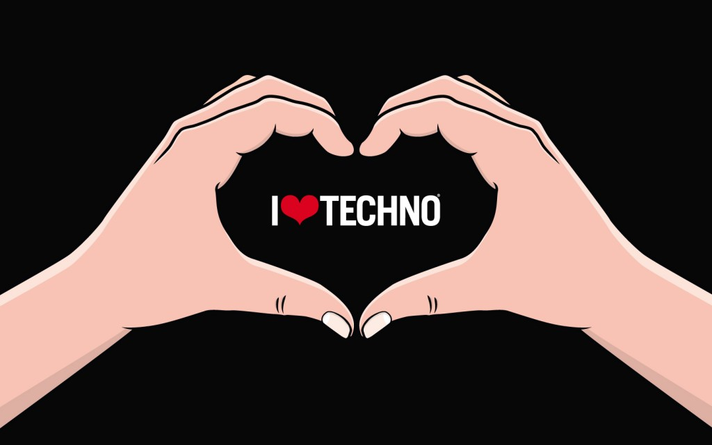 Techno wallpapers HD