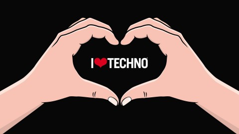 Techno wallpapers high quality