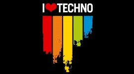 Techno Wallpaper Download Free