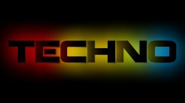 Techno Wallpaper For Desktop