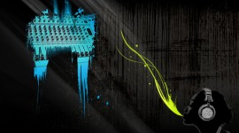 Techno Wallpaper High Definition