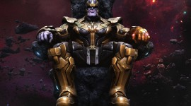 Thanos Wallpaper High Definition