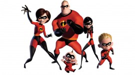 The Incredibles Wallpaper Background