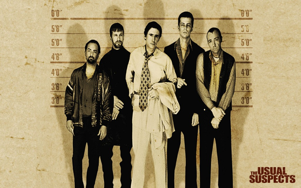 The Usual Suspects wallpapers HD