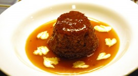 Toffee Pudding Photo