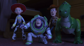 Toy Story Of Terror Wallpaper