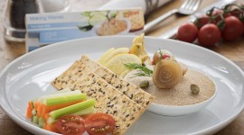 Tuna Pate Wallpaper