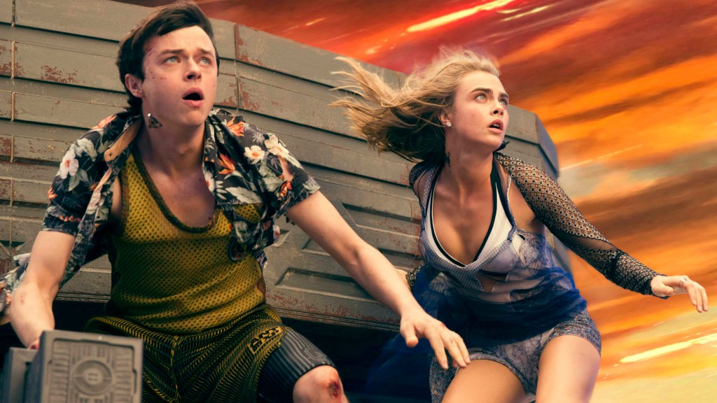 Valerian wallpapers HD