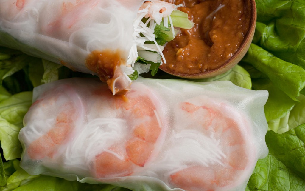 Vietnamese Rolls wallpapers HD