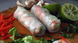 Vietnamese Rolls Photo Download