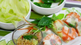 Vietnamese Rolls Wallpaper For Desktop