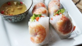 Vietnamese Rolls Wallpaper HQ