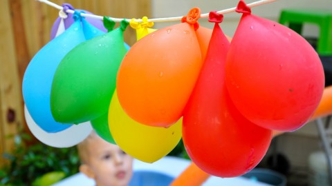 Water Balloon wallpapers high quality