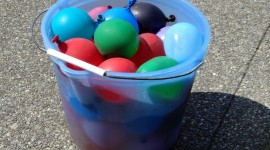 Water Balloon Wallpaper For Android