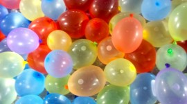 Water Balloon Wallpaper High Definition