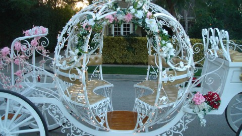 Wedding Carriage wallpapers high quality